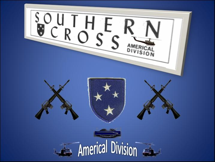 Americal Southern Cross