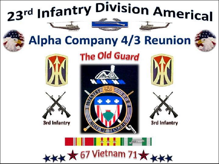 ALPHA COMPANY 4 / 3 11TH LIGHT INFANTRY BRIGADE